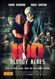 Ver online: 100 Bloody Acres (2012)