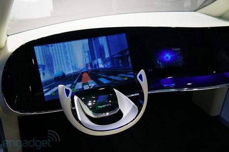 Car Digital Dashboard