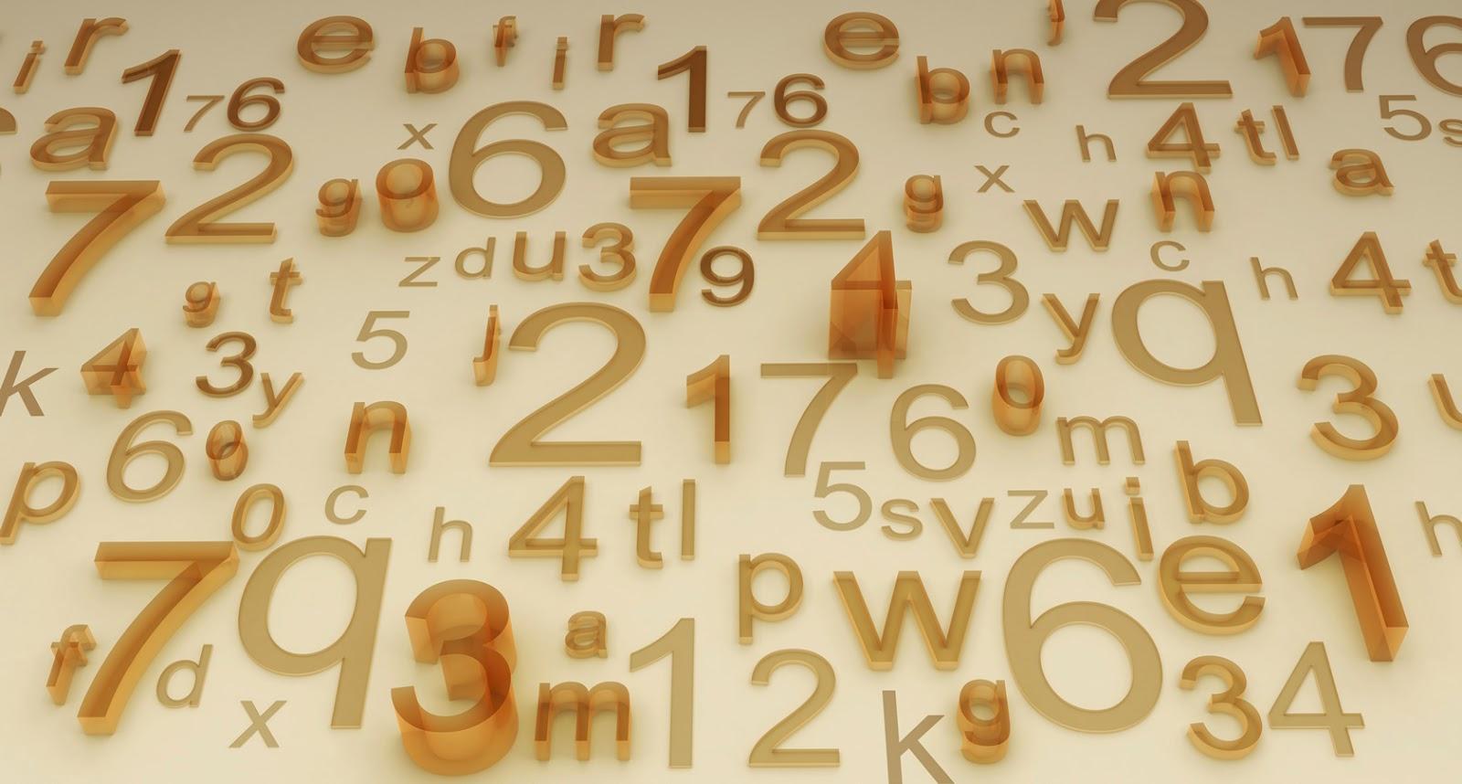 Códigos Numéricos de Sanación (actualizado) Numerologia