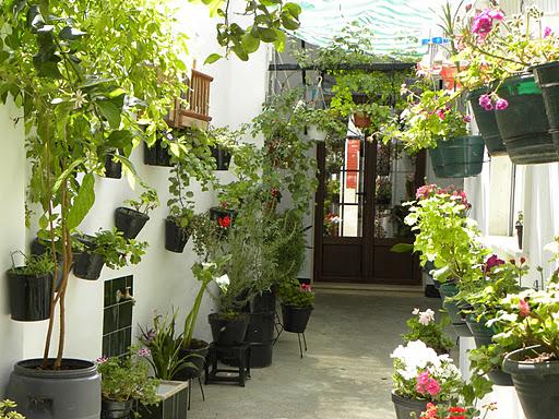 Casas y patios de andaluc a newstec - Patios interiores andaluces ...