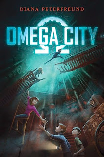 Omega City (Omega City #1) by Diana Peterfreund