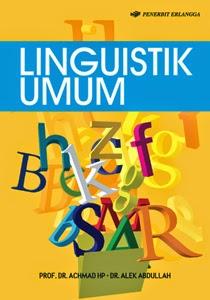 Buku Linguistik Umum