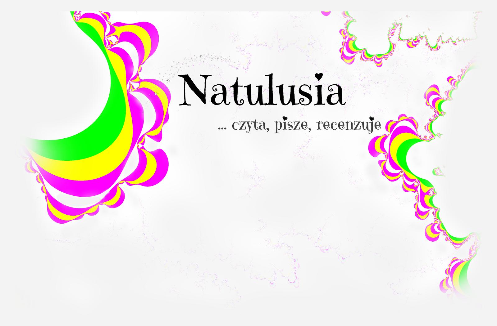 Natulusia czyta, pisze, recenzuje
