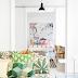 Un moderno apartamento a todo colorA Scandinavian style modern apartment