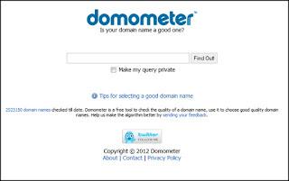 Pilih Nama Domain Yang Bagus