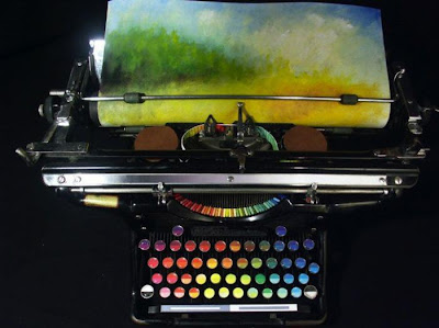Máquina de Escrever, Typewriter, máquina de escribir, machine à écrire