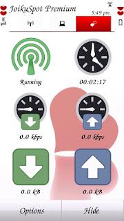 Joikuspot wifi 2