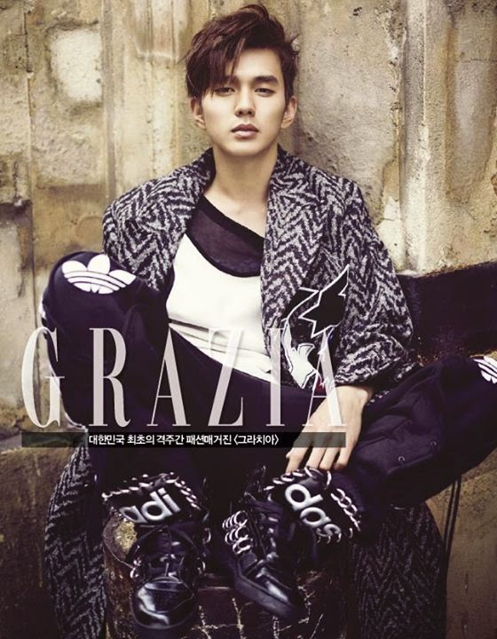Yshbiased interview yoo seung ho interview with grazia magazine we knew this trip would be perfect from the departure actually yoo seung ho didnt make lists like what to buy or where to go for travelling altavistaventures Choice Image