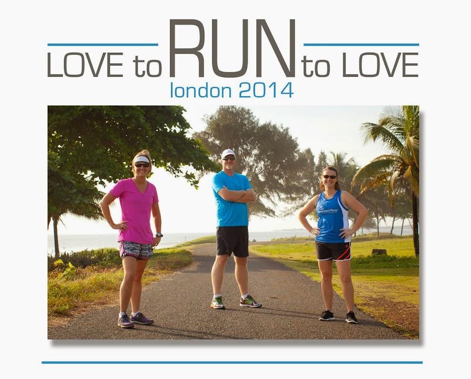 Love to RUN to Love