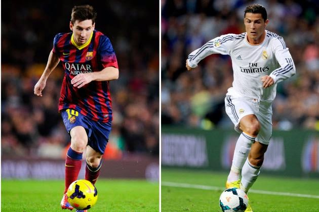 Real Madrid vs Barcelona: How to Watch El Clasico Online 25/10/2014
