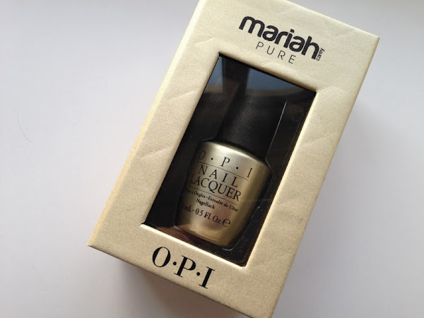 OPI Mariah Carey Pure.