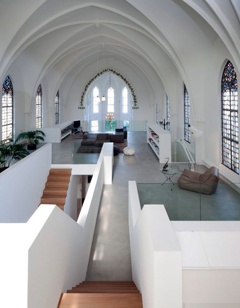 twist d c church renovated into modern home