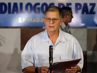 FARC guerrilla de Colombia Uribe