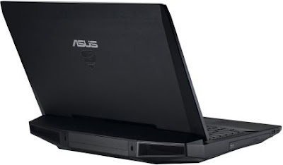 Gaming Notebook Asus zeigt G74SX 3D