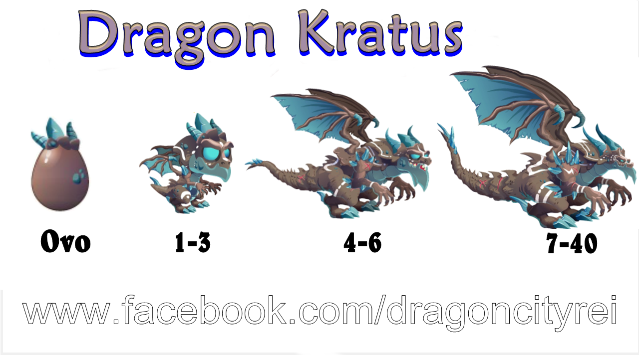 how to make the kratus dragon in dragon city