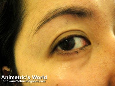 After Strivectin-SD Eye Concentrate for Wrinkles for 8 weeks