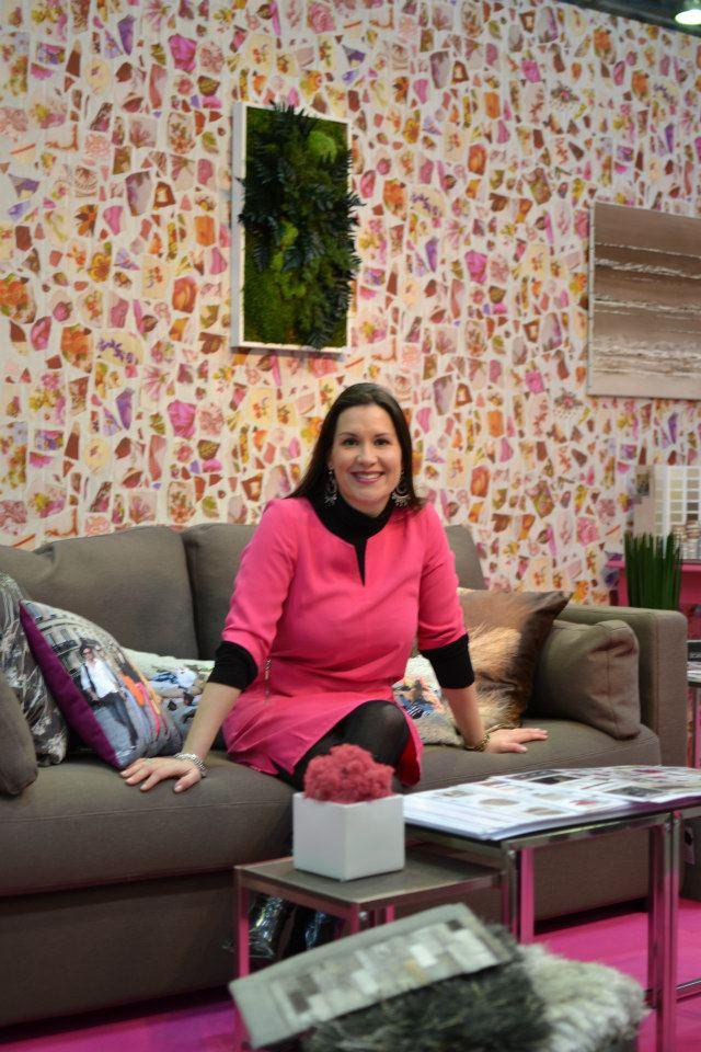 le stand couleurs et nuances au salon de l 39 habitat de st brieuc mars 2013 couleurs et nuances. Black Bedroom Furniture Sets. Home Design Ideas