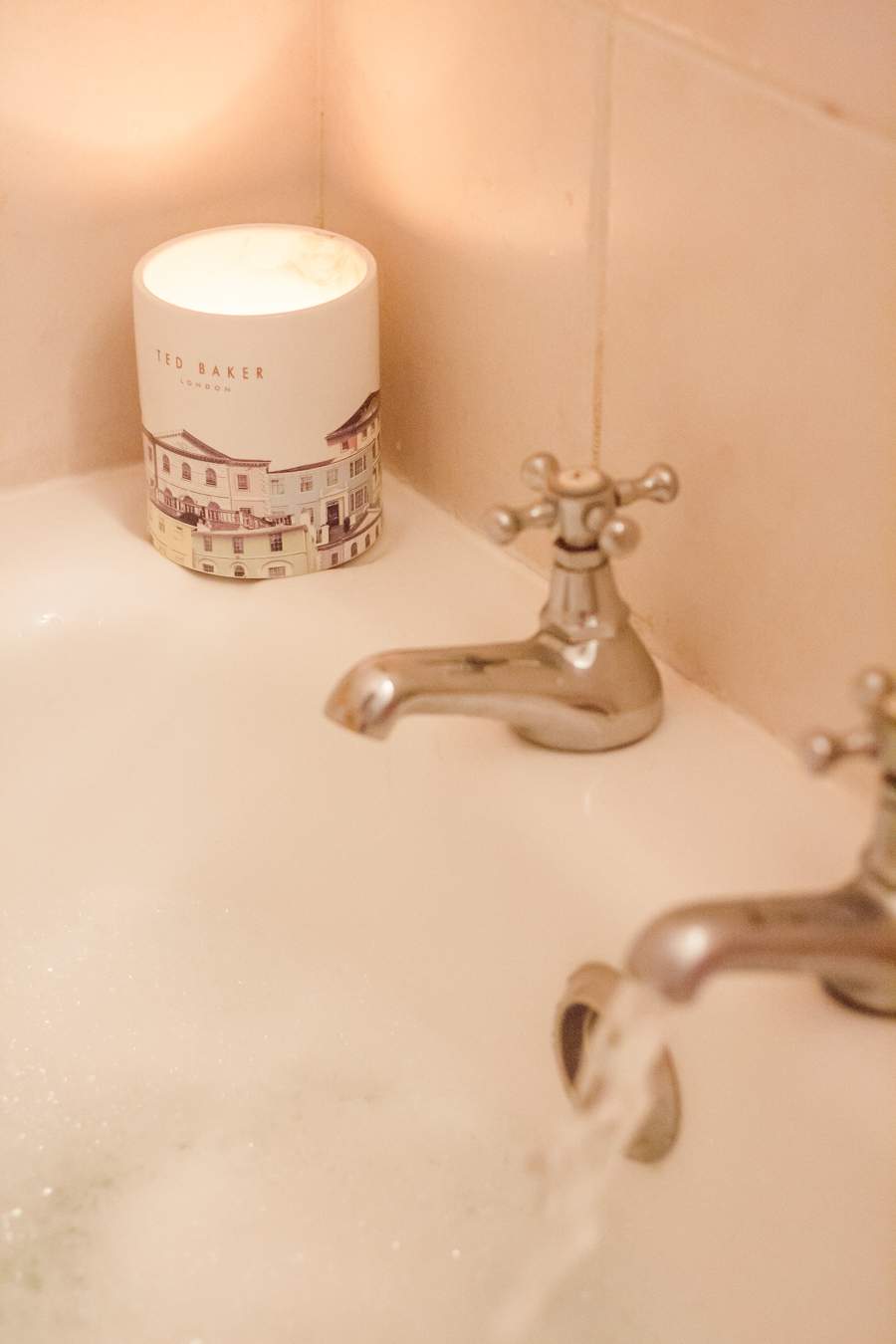 Bath and Ted Baker Candle