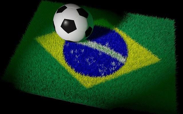 brasileña a través del fútbol