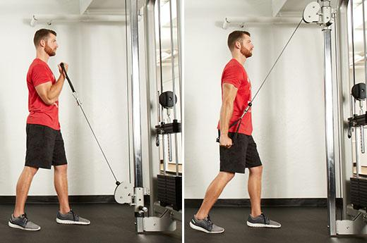 Cable Workouts