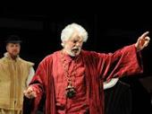 8 gennao 2013 serata al Teatro Donizetti con Re Lear