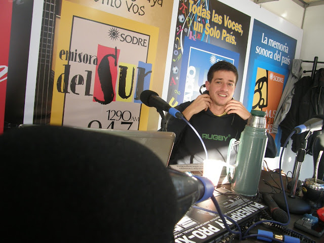 Deportivo Uruguay en Radio Uruguay