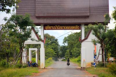 Access Phapheng Khone Falls