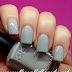 Nail Swatch: Kiko 329 Grigio chiaro
