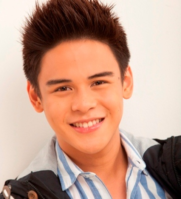 Star Magic Circle 2013 - Khalil Ramos