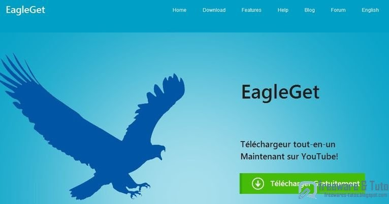 EagleGet : un puissant gestionnaire de téléchargement disponible en ...