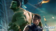 The Avengers 2012: Hawkeye and Hulk. The Avengers 2012: Hawkeye and Hulk