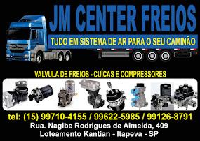 JM Center Freios Tudo em sistema de ar para seu caminhão!