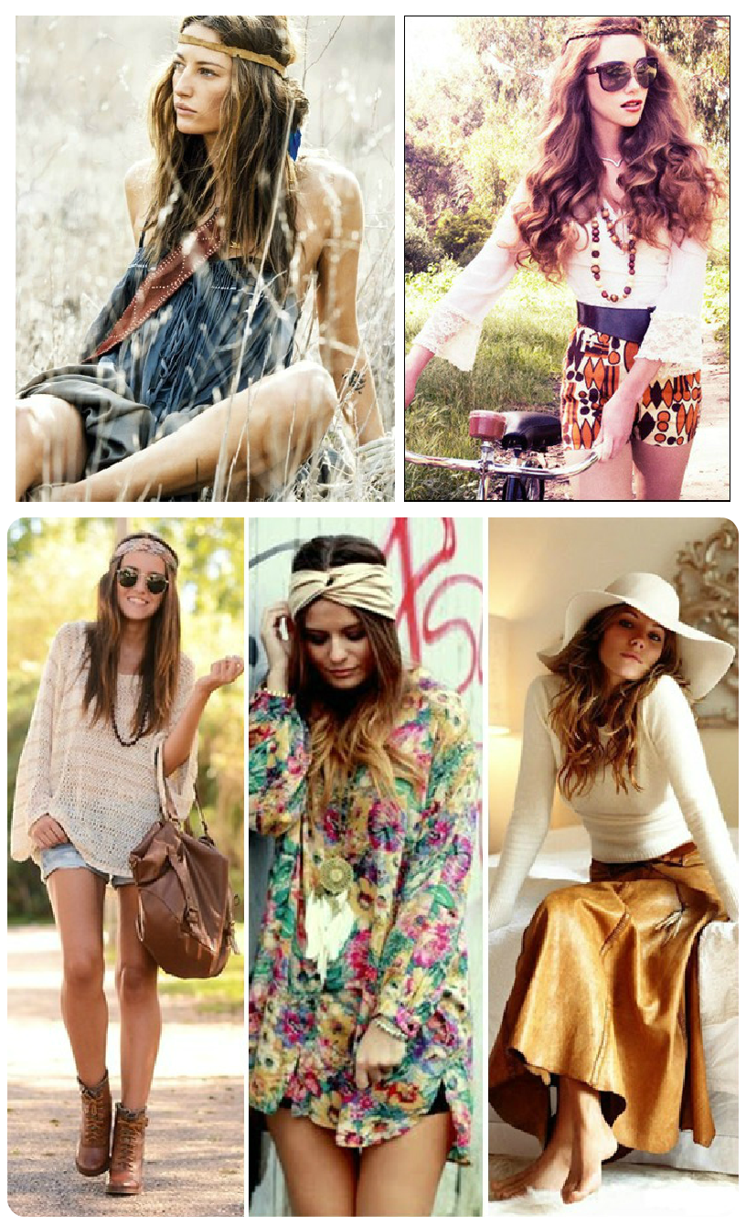 Boho Clothing Haul 2014 Reflecting on the fashion