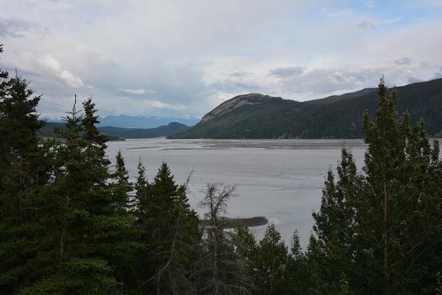 Chitina Alaska lake