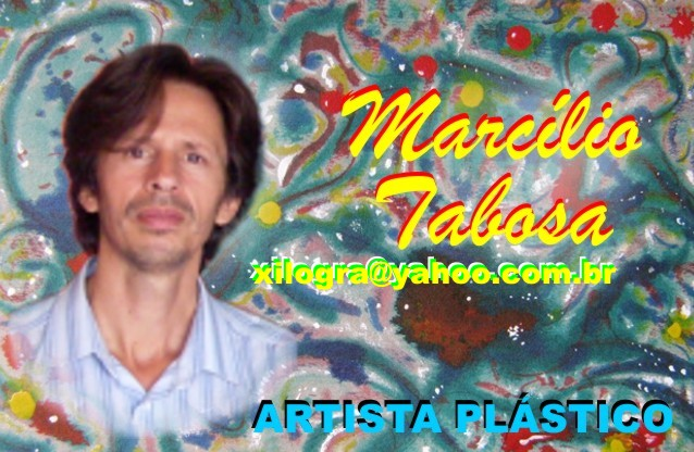 Artista Plástico Marcílio Tabosa