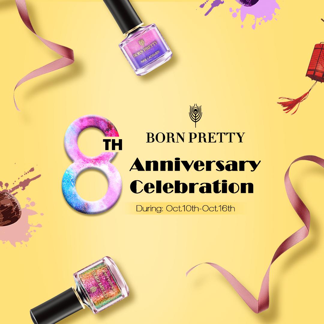 Aniversario Bornpretty