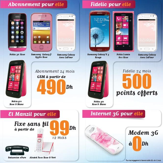 Rencontre femme maroc telephone