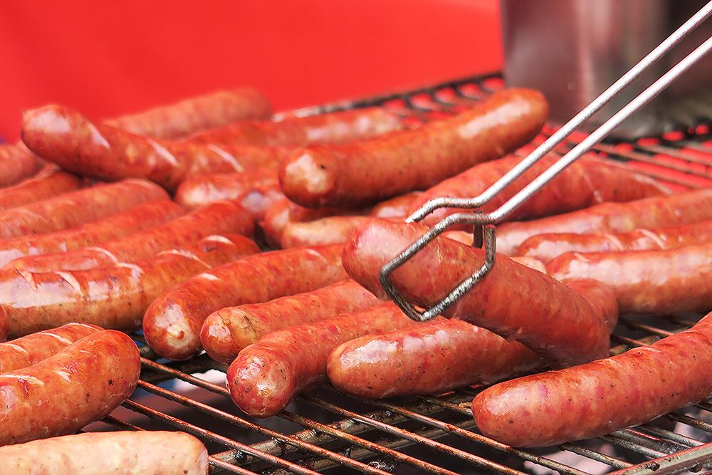 Smak! Sausages at Kirkstall Deli Market