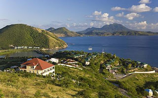 St Kitts beautiful place