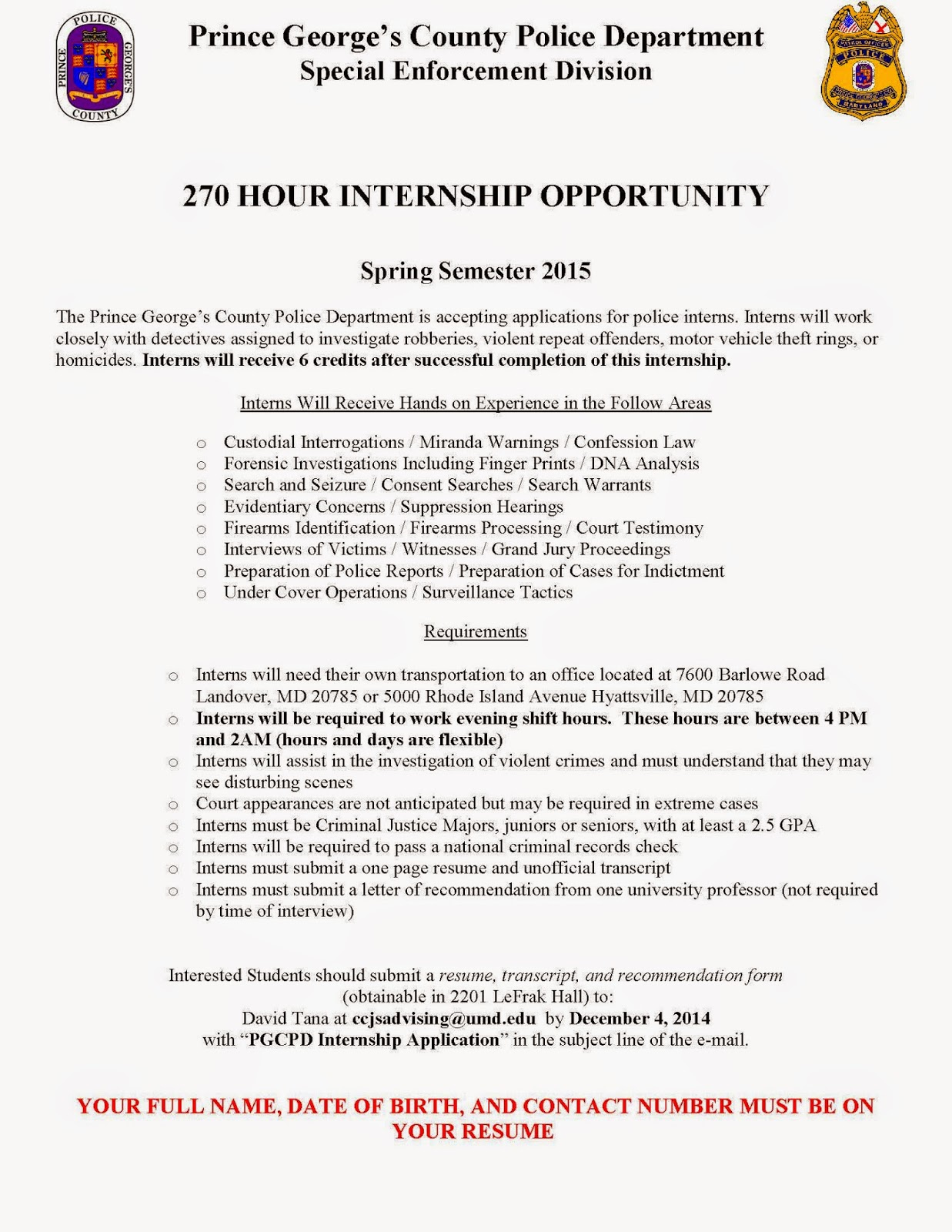 internship in domestic or abroad Internship fair: local, domestic, and international  for students to gain professional work experience and participate in an internship while they are abroad.