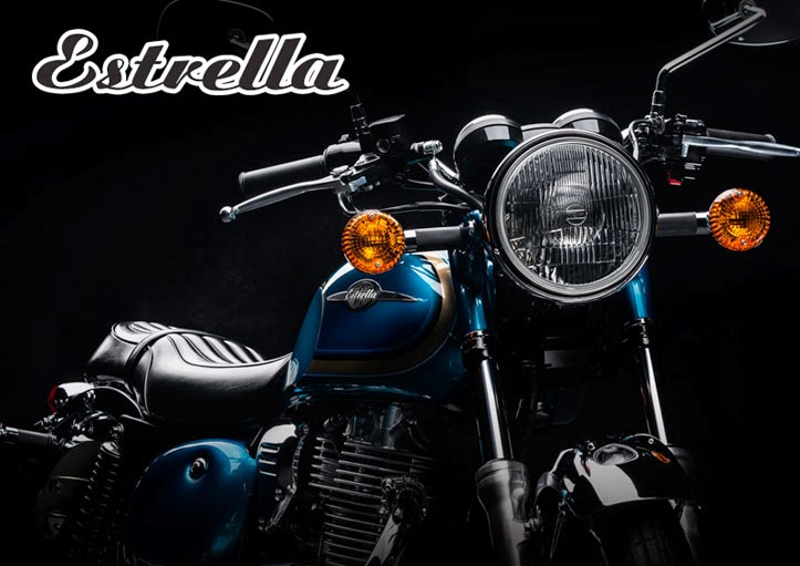 Kawasaki Motor Indonesia resmi rilis Estrella 250 ! harga 64,9 Juta OTR Jakarta . . .