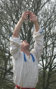 medieval performers june 2011