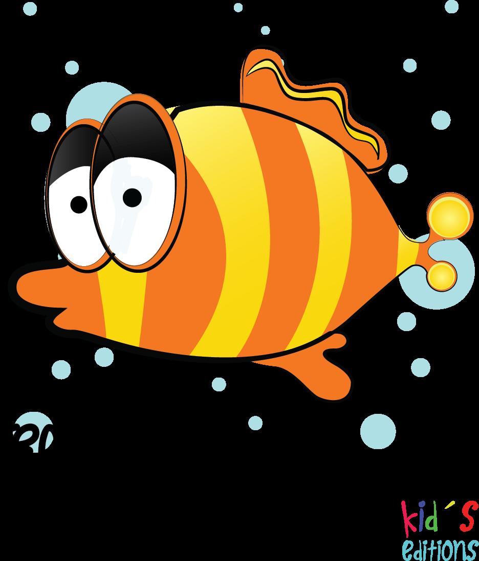 Nuevo El pez a Rayas, Kids!