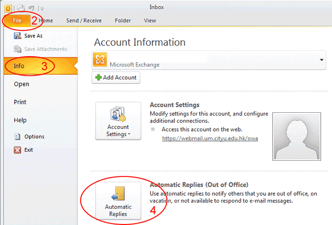 how to set up read notification in outlook