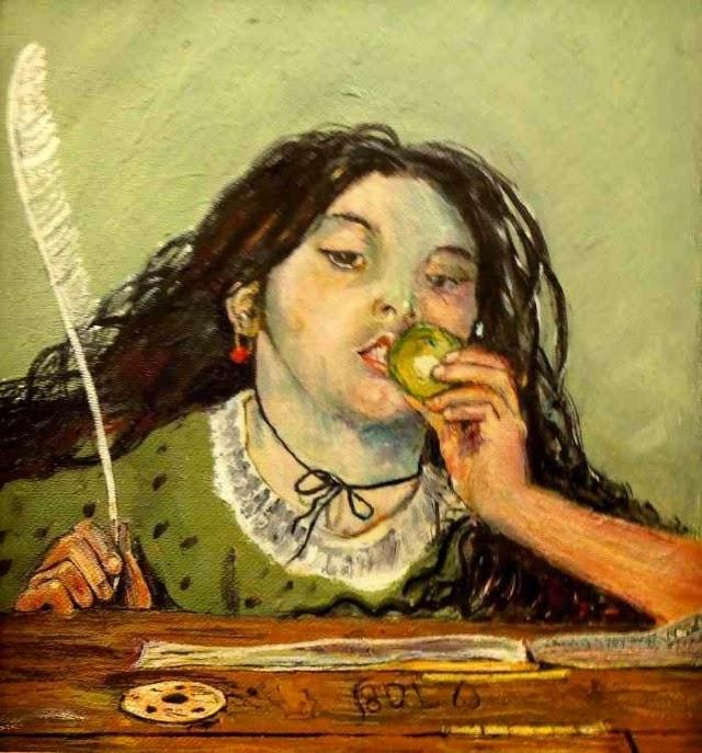 Современный британский художник. Toby Moate