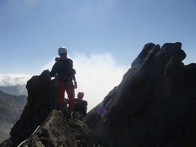 Cresta Tumeneja - Pa de Sucre