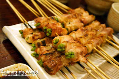 Asubei at Yakitori Kitchen, Burgos Circle