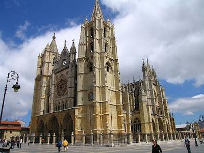 León catedral de la ciudad