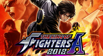 THE KING OF FIGHTERS-A 2012 v1.0.1