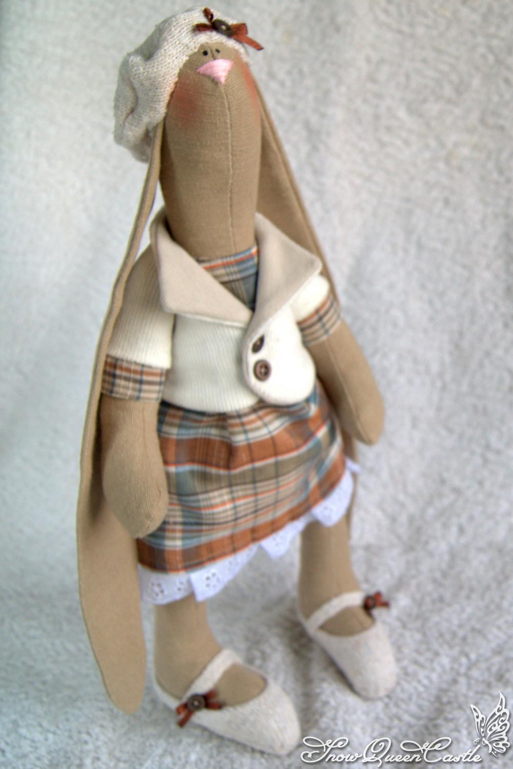 Одежда для зайцев тильда